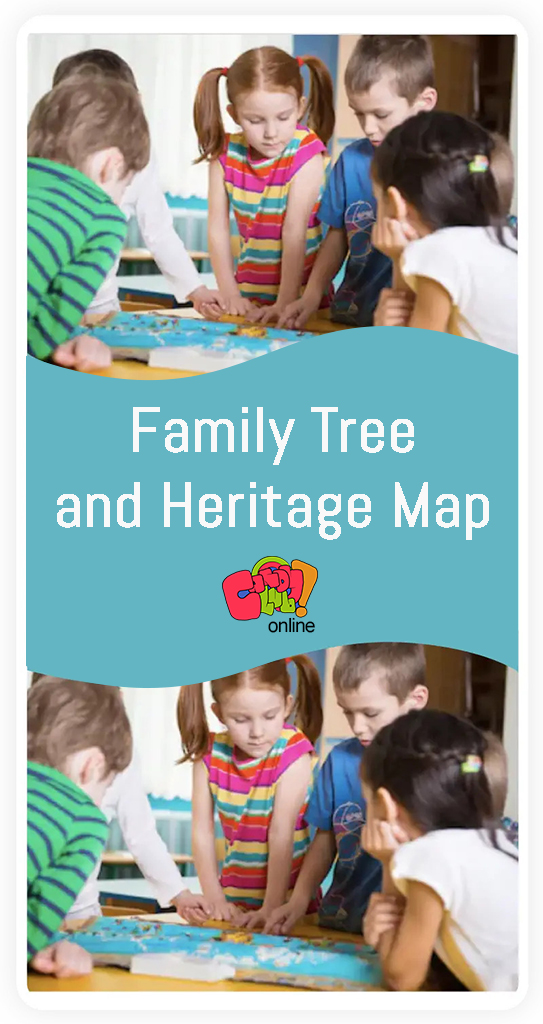 Family Tree and Heritage Map - CC Online